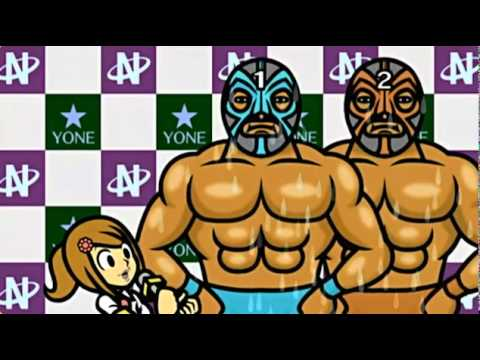 Rhythm Heaven Wii - 2 Japanese commercials