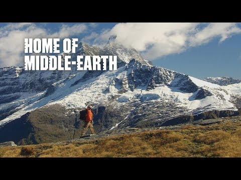 New Zealand, Home of Middle-earth