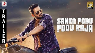 Sakka Podu Podu Raja - Official Tamil Trailer    Santhanam, Vivek, Vaibhavi   STR