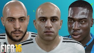 FIFA 16 Player Faces Update Ft. Nike Mercurial Superfly CR7 Savage Beauty!
