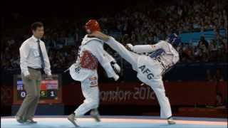 getlinkyoutube.com-Rohullah Nikpai Taekwondo Best Kicks