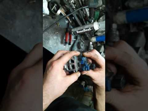 Чистка дросселя сузуки хонда тоёта