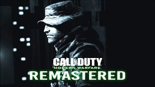 getlinkyoutube.com-Call of Duty 4: Modern Warfare Remastered All Cutscenes (Game Movie) 1080p 60FPS
