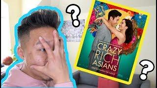 CRAZY RICH ASIANS - WHY YOU SHOULD NOT WATCH IT AND WHY YOU SHOULD // Fung Bros width=