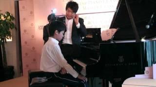 getlinkyoutube.com-Lang Lang & Thomas Chan -- Tchaikovsky Piano Concerto NO.1