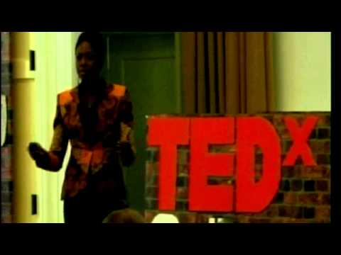 Making Herstory: Christiana Kallon at TEDxCollegeofWilliam&Mary
