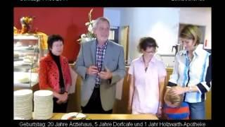 Geburtstagsempfang 20 Jahre Ärztehaus 11.09.2011