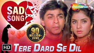 getlinkyoutube.com-Tere Dard Se Dil Aabad Raha (HD) - Deewana Song - Shahrukh Khan - Rishi Kapoor - Divya Bharti