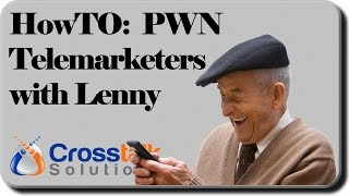 getlinkyoutube.com-HowTo:  PWN Telemarketers with Lenny