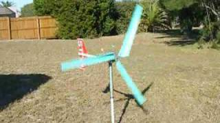 getlinkyoutube.com-Wind Turbine Generator