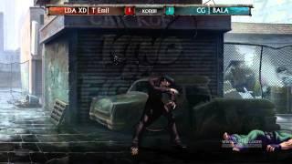 getlinkyoutube.com-[KOFXIII WOTG] [Winners Finals] LDA|XD Temil vs CG| Bala
