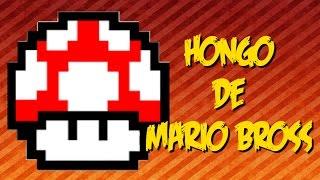 Como Dibujar A El Hongo De Mario Bros|Lucio GT