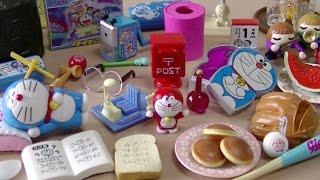 getlinkyoutube.com-RE-MENT Disney Toy Story Sanrio Hello Kitty Doraemon Rilakkuma Japanese Home Cooking リーメント