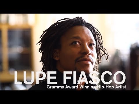 Lupe Fiasco's Passions - Music and Cars - The Red Bulletin Presents
