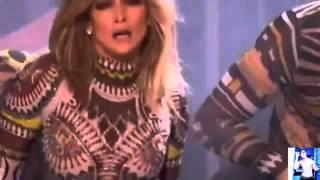 Jennifer Lopez AMA 2015-   Performance