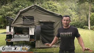 getlinkyoutube.com-Patriot Campers X1 - 2016 WINNER Offroad Camper Trailer of the Year 2016 - with Judges Reviews