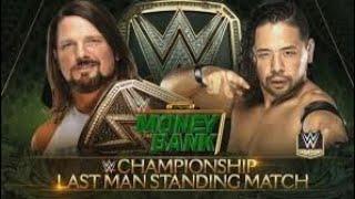 WWE MITB 2018 HIGHLIGHTS HD | AJ Styles Vs Shinsuke NAKAMURA
