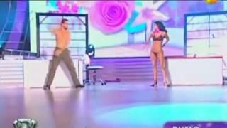 getlinkyoutube.com-Silvina Escudero - Strep dance - Bailando 2010