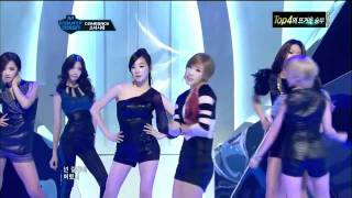 (HQ)SNSD Girls Generation-The Boys M! Countdown 271011