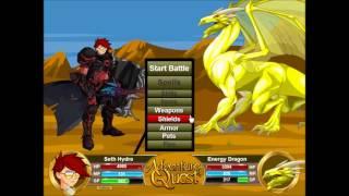 getlinkyoutube.com-Adventure Quest: TOP 5 Strongest Armor Skills
