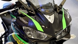 Review R25 Limited Edition Yamaha Tech 3 Monster Energi (Motor yamaha Terbaru)