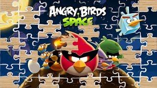 getlinkyoutube.com-Angry Birds Online Games - Episode Angry Birds Jigsaw Levels 1-2  - Rovio Games