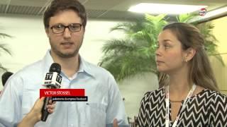 TV Sincor-SP: Vlademir Bin (Adlead), Claudia Farias e Victor Stossel (Facebook)