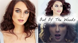 getlinkyoutube.com-Taylor Swift Out Of The Woods Makeup & Hair Tutorial | Natural Winter Makeup & Faux Shaggy Bob!