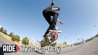 getlinkyoutube.com-How-To Skateboarding: Nollie Backside Flip with Spencer Nuzzi
