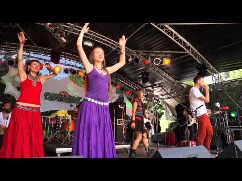 Cloud Jam @ Ancient Trance feat. Jah Surya Dance Group -