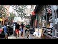 ⁴ᴷ Walking Tour of Philadelphia, PA - South Street from University City to Penn