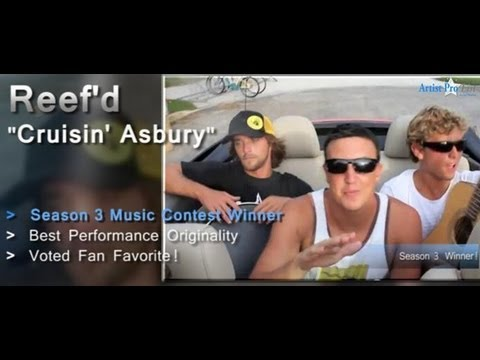 Artistprolist -- Features Season 3 Winner Reef'd