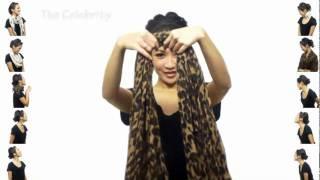 getlinkyoutube.com-25 formas de usar una bufanda!