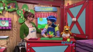 getlinkyoutube.com-Sprout's Sunny Side Up Show with Bean - February 14 2012 1080i HDTV