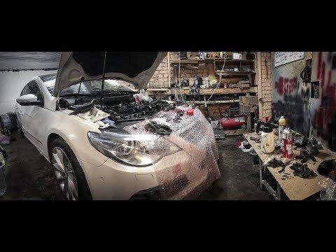 VW PASSAT CC | 2.0 TDI | РЕМОНТ ВПУСКНОГО КОЛЛЕКТОРА