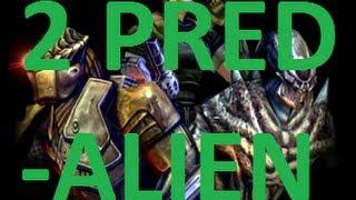 getlinkyoutube.com-Aliens Vs Predator 2: Primal Hunt (Predalien) Walkthrough Part 2 HD