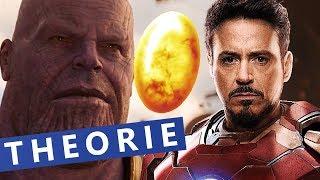 Ist Iron Man der letzte Infinity Stein? | Theorie zu