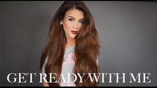 getlinkyoutube.com-Get Ready With Me: Makeup + Hair