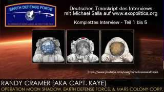 getlinkyoutube.com-Randy Cramer - Earth Defense Force - Deutsch (Teil 1-5)