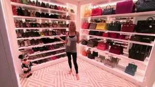 getlinkyoutube.com-Ladies of London Caroline Stanbury's closet tour