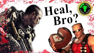 getlinkyoutube.com-Game Theory: Defending Call of Duty Advanced Warfare's Regenerating Health