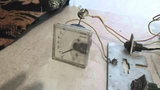 getlinkyoutube.com-Простое зарядное устройство на тиристоре
