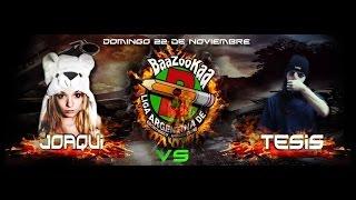 getlinkyoutube.com-JOAQUI MC vs TESIS - LIGA BAAZOOKAA -