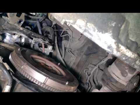Снятая коробка передач Fiat albea