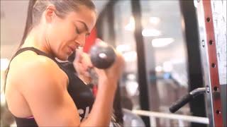 getlinkyoutube.com-Hot Girls Female Fitness BIG BOOTY Motivation by Veganisation.de