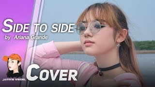getlinkyoutube.com-Side to side - Ariana Grande ft. Nicki Minaj Cover by Jannine