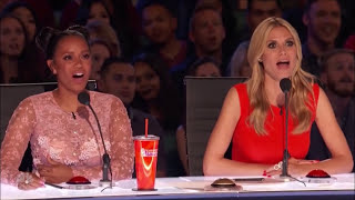 getlinkyoutube.com-TOP SEXY ACTS 2016 America's Got Talent | Season 11