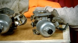 getlinkyoutube.com-How To Rebuild Carburetors: Volvo P1800  - Wheeler Dealers