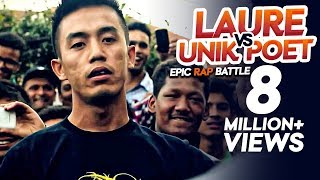 getlinkyoutube.com-Laure Vs Unik Poet [Epic Rap Battle] - Raw Barz