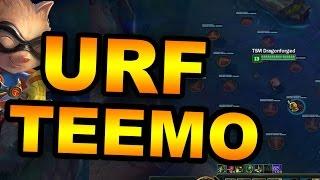 URF TEEMO (League of Legends)
